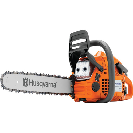 Husqvarna 450 20 In. 50.2 CC Gas Chainsaw